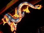 japanese dragon lantern