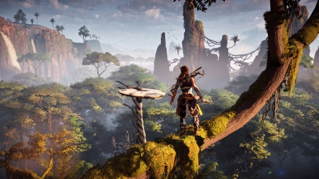 Horizon Zero Dawn - Horizon Zero Dawn, Console Games, Gaming, PS4
