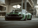 Modified Mustang Shelby