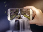 iPhone Waterfall
