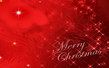 Merry Christmas - Christmas, art, holiday, December, beautiful, illustration, artwork, textures, painting, wide screen, occasion, scenery