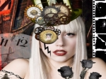 Steampunk Lady Gaga