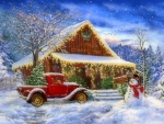 Christmas Country Store