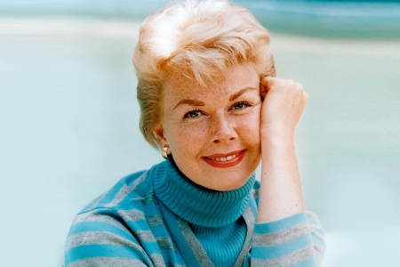 doris day - blonde, girl, day, doris