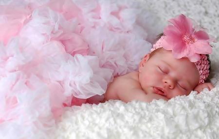 Sleeping Baby Girl Other People Background Wallpapers On Desktop Nexus Image 2335972