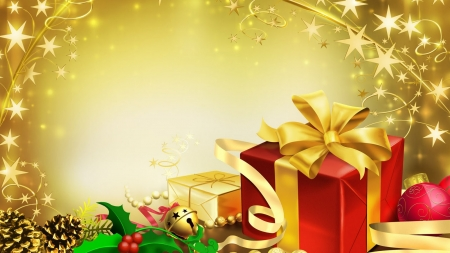 Christmas Presents 3d And Cg Abstract Background Wallpapers On Desktop Nexus Image 2336103