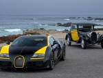 Bugatti's ~ Past and Present