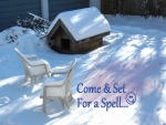 Come & Set For a Spell....? :P :D :D