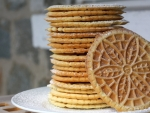 Tower of Pizzelles