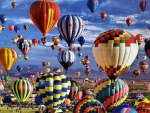 Fun in the Air - Balloons