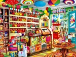 Corner Candy Store