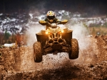 atv motocross quatrocycle