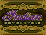 Indian Motorcycle Script logo