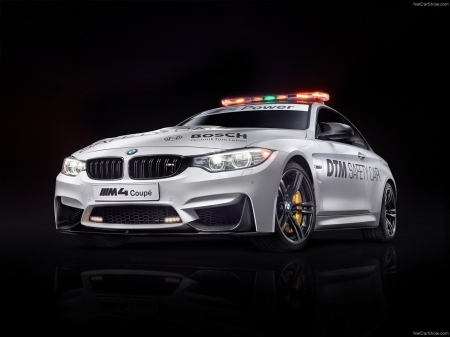 bmw m4 coupe dtm safety car - coupe, safety, bmw, car