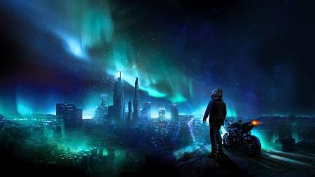 Skylines Fantasy Abstract Background Wallpapers On Desktop Nexus Image 2339469
