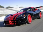 Dodge Viper SRT10 ACR Driving 2010