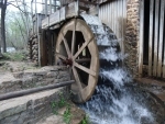 Grist Mill at Tannehill State Park