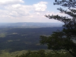 View from Mt. Cheaha, Alabama