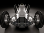 1938 Mercedes Benz W154Grand Prix Racer