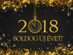 Happy New Year Hungary and everyone 2018