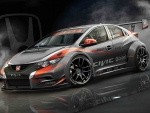 Honda 2014 WTCC Civic