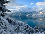 Winter in Hardanger, Norway