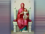Our Lady with Jesus