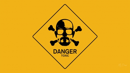 Toxic - venemous, warning, toxic, danger, poison