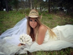 A Cowgirl Bride