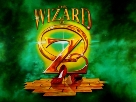 Wizard Of Oz Movie - Red, Wizard Of Oz, Green, Ruby Shoes