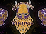 Minnesota Vikings Celtic Thors hammer