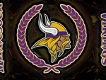 Viking Wreath Logo