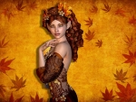 Fantasy Elf~Autumn