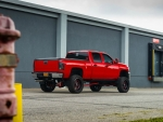 Red Lift Chevrolet