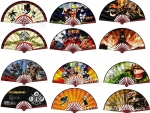 Japanese Anime Cartoon Hand Fans