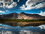 Mountains Reflection
