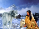 Native and Wolves