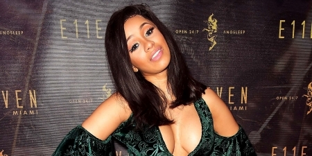 CARDI B - Music & Entertainment Background Wallpapers on