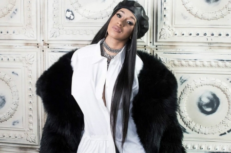 CARDI B - ACTRESS, PRODUCER, RAPPER, SINGER