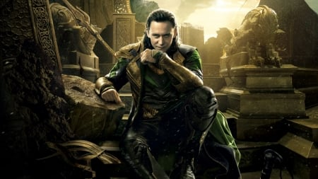 Loki - Avengers, movie, film, Tom Hiddleston, Loki, character, comic book, fictional character, Thor, Stan Lee, acting, actor, Marvel Comics
