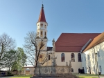 Church in Braunau am Inn, Austria