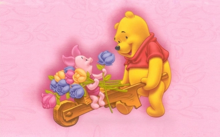 Winnie The Pooh And Piglet Movies Entertainment