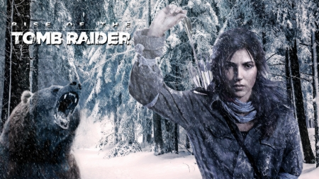 Rise of the Tomb Raider - Tomb Riader, 1920x1080, Videogames, Lara Croft