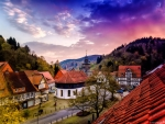 Bad Grund, Harz Mountains, Germany
