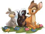 Bambi Flower Thumper