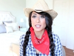 Cowgirl Look . .