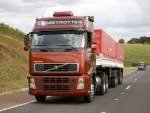 volvo fh520 globetrotter