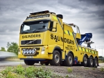 volvo fh520 globetrotter towtruck
