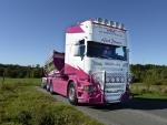 girl power scania