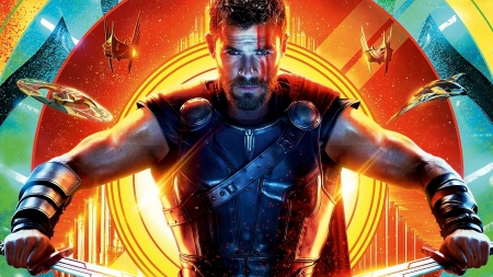 Thor Ragnarok 2017 Movies Entertainment Background Wallpapers